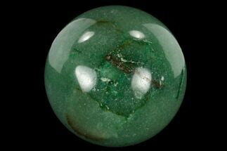 "1.2"" Polished Green Aventurine Sphere"