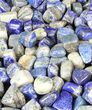 Bulk Polished Lapis Lazuli - 8oz. (~ 25pc.) - Photo 2