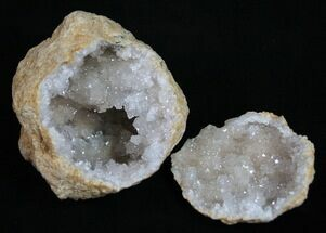 Buy Bulk Quartz Crystal Geodes From Morocco  - #31912