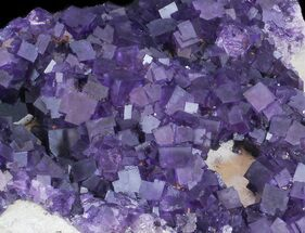 "Buy 16"" Purple, Cubic Fluorite Plate - Cave-in-Rock, Illinois - #35710"