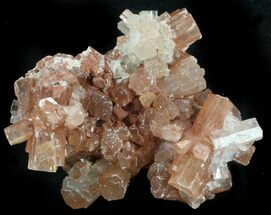 "Buy 2"" Aragonite Twinned Crystal Cluster - Morocco - #37312"