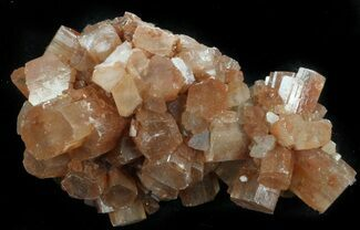 "Buy 2.2"" Aragonite Twinned Crystal Cluster - Morocco - #37333"