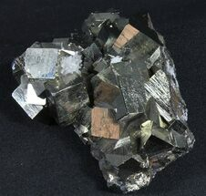 Pyrite, Sphalerite & Quartz - Fossils For Sale - #38907