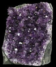 "5.4"" Amethyst Cut Base Cluster - Uruguay For Sale, #46196"