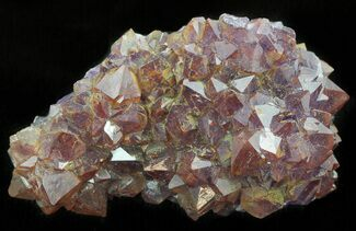 "2.2"" Thunder Bay Amethyst Cluster With Hematite  For Sale, #46289"