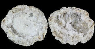 "Buy 4.7"" Keokuk Geode with Quartz - Missouri - #47110"