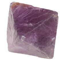 "Buy 1.57"" Fluorite Octahedron - Purple - #48268"