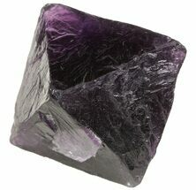 "Buy 1.88"" Fluorite Octahedron - Purple - #48274"