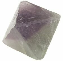 "1.81"" Fluorite Octahedron - Green For Sale, #48284"