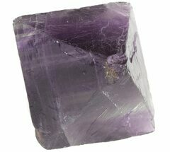"Buy 1.8"" Fluorite Octahedron - Purple - #48409"