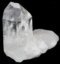 "Buy 2.2"" Clear Quartz Crystal Cluster - Brazil - #48625"