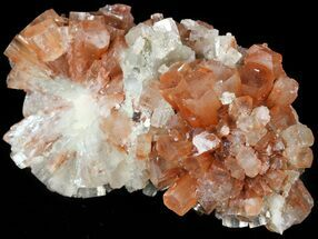 "3.1"" Aragonite Twinned Crystal Cluster - Morocco For Sale, #49259"