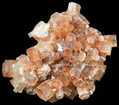 "Buy 2.2"" Aragonite Twinned Crystal Cluster - Morocco - #49291"