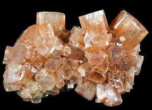 "2.3"" Aragonite Twinned Crystal Cluster - Morocco For Sale, #49295"