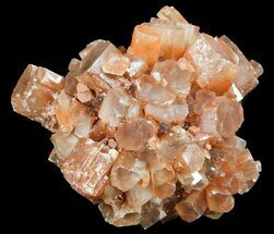 "2.0"" Aragonite Twinned Crystal Cluster - Morocco For Sale, #49310"