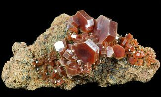 Vanadinite  - Fossils For Sale - #51285