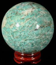 Microcline var. Amazonite - Fossils For Sale - #51609