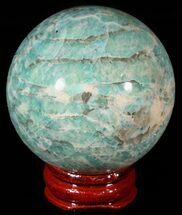 Microcline var. Amazonite - Fossils For Sale - #51618