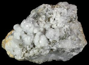 "Buy 5.4"" Calcite, Pyrite and Fluorite Association - Fluorescent - #51850"