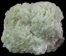 Prehnite & Quartz - Fossils For Sale - #52278