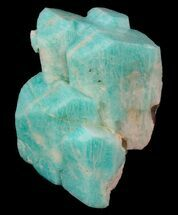 "1.8"" Amazonite Crystal Cluster - Park County, Colorado For Sale, #52370"