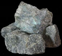 "Bulk: Rough Labradorite Chunks 2"" to 3"" - 25 Pack For Sale, #53276"