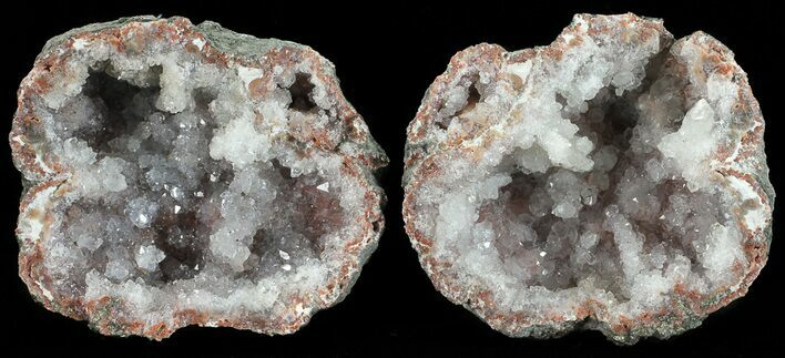 "2.1"" Keokuk ""Red Rind"" Geode - Iowa"