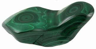 "Buy 4.5"" Polished Malachite - Congo - #58210"