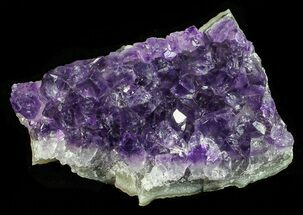 Quartz var. Amethyst - Fossils For Sale - #58125