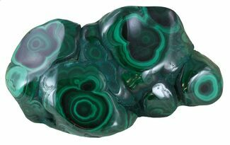 Malachite - Fossils For Sale - #58593