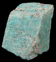 Microcline var. Amazonite - Fossils For Sale - #61353
