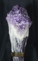 Quartz var. Amethyst - Fossils For Sale - #62841