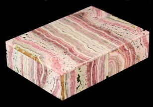 Rhodochrosite - Fossils For Sale - #63483