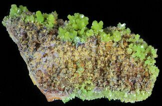 "2.1"" Pyromorphite Crystal Cluster - China For Sale, #63698"