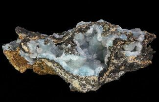 "3.3"" Sky Blue Hemimorphite - 79 Mine, Arizona For Sale, #64208"