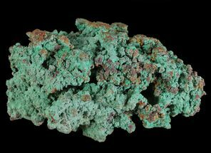 Copper & Malachite - Fossils For Sale - #64365