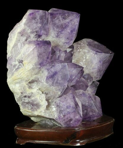 "14.9"" Amethyst Cluster (42 lbs) - Massive Points"