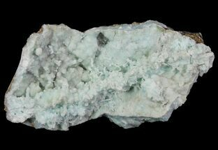 "Buy 3.8"" Sky-Blue, Botryoidal Aragonite Formation - China - #63907"