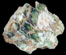"8.2"" Polished Green-White Opal Section - Western Australia For Sale, #65408"