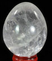 "Buy 2.4"" Polished Quartz Egg - Madagascar - #66025"