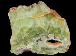 Prehnite - Fossils For Sale - #65394