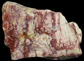 "Buy 5.2"" Polished Brecciated Pink Opal - Western Australia - #65422"