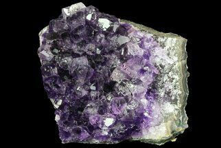 Quartz var. Amethyst - Fossils For Sale - #66825