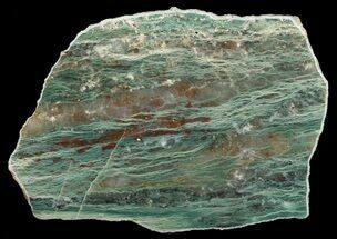 Fuchsite - Fossils For Sale - #70857
