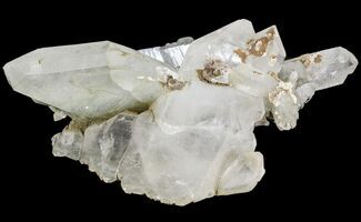 Faden Quartz with Chlorite - Fossils For Sale - #70170
