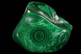 "Buy 2.7"" Polished Malachite - Congo - #76144"