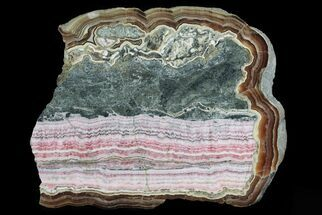 Rhodochrosite - Fossils For Sale - #78054