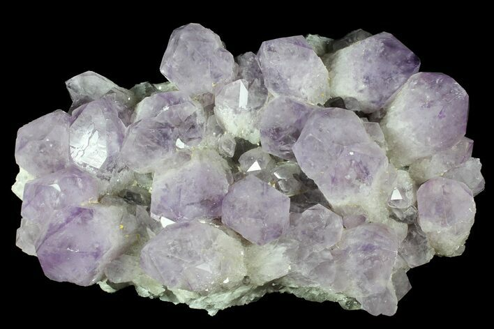 "14"" Natural Amethyst Cluster (26 lbs) - Massive Points"