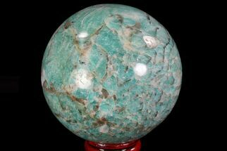 Microcline var. Amazonite - Fossils For Sale - #78741