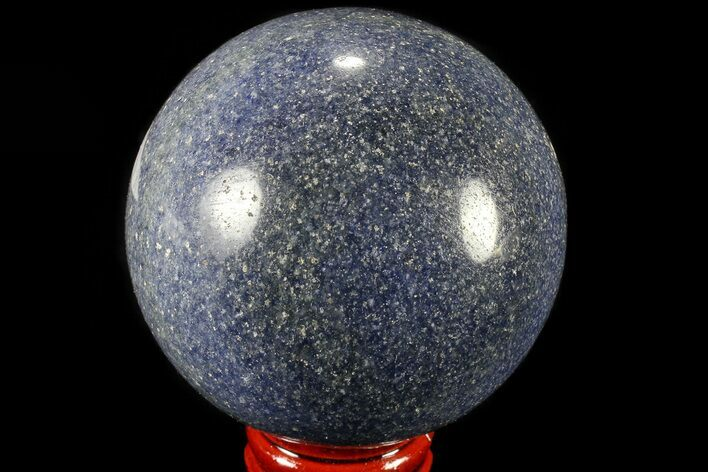 "2.5"" Polished Lazurite Sphere - Madagascar"